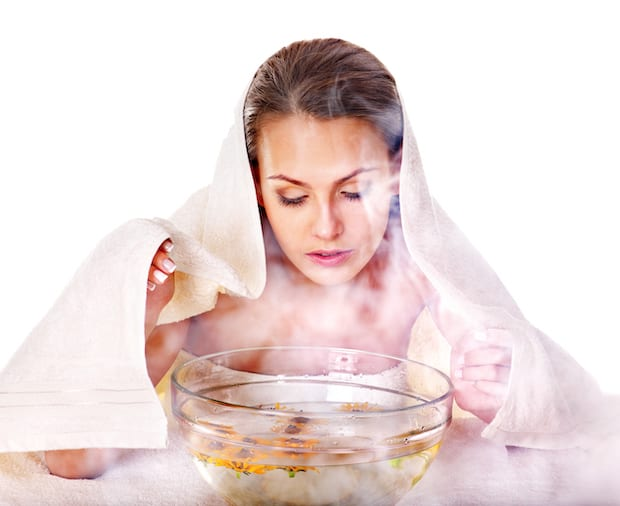 Detoxify Your Skin By Herbal Steaming This Winter