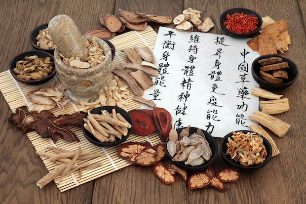 Top 4  Hair growth herbs  used in  Traditional Chinese medicines