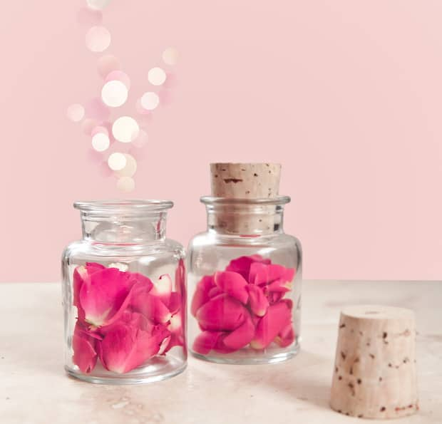 DIY Indian Rose Face Mist