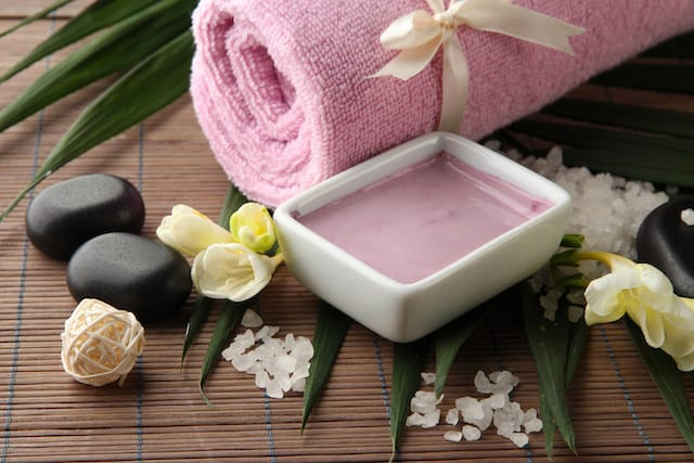 DIY-Skin Tightening  French Pink Clay Mask